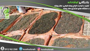 قیمت عمده پسته کوهی افغانستان